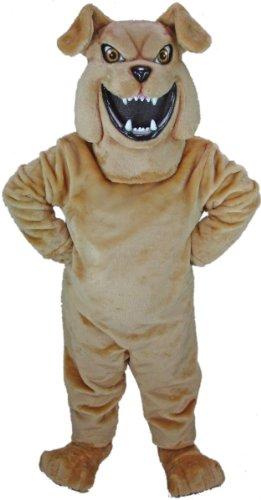 Bully Bulldog Mascot Costume (Bulldog Mascot Costume)
