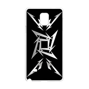 Generic Case Metallica For Samsung Galaxy Note 4 N9100 667F6T8052