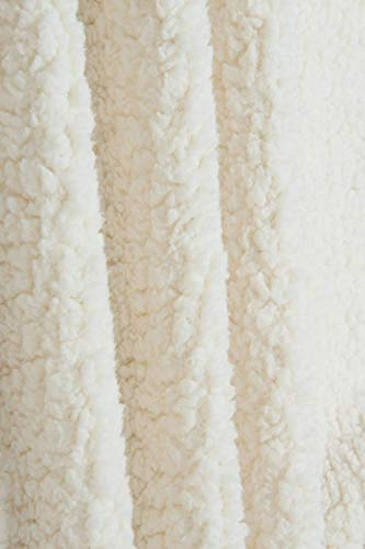 synthétique Vêtements d'extérieur en M Fuweiencore Soft Winter couleur Beige fourrure taille café nattUwx
