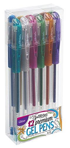 ECR4Kids GelWriter Premium Multicolor 12 Count