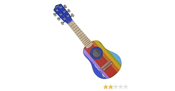 CLAUDIO REIG - Guitarra de Madera 53 cm (7059): Amazon.es ...