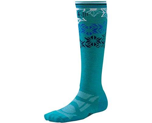 Smartwool Womens Ski Light Socks (Capri/Ink) Small - Past Season - ()