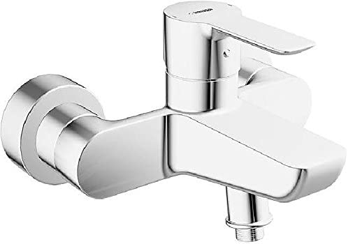 Amazon Com Hansa Ligna Hansaligna Bath Mixer Tap Chrome 6742103 Home Improvement