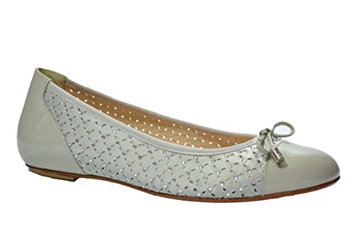 Melluso Ballerine scarpe donna avorio N415