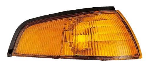 Eagle Eyes FR205-U000L Ford Driver Side Park/Side Marker Lamp Lens and Housing