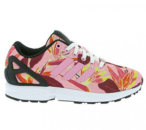 Pink Originals Schwarz adidas Mehrfarbig ZX Light Core Sneakers Flux Pink da Uomo Light q8xfd8w7W