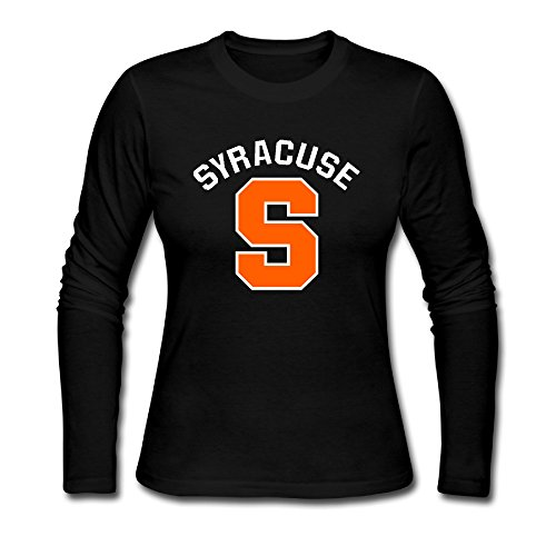 Qinglong81 Syracuse University Womens Tshirts Brand New Sale (Morphsuits For Women)