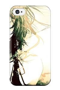 Brooke C. Hayes's Shop Hot 7539083K723193932 vocaloid anime megpoid gumi Anime Pop Culture Hard Plastic iPhone 4/4s cases