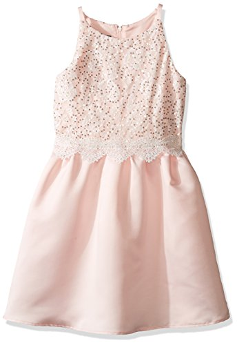 Amy Byer Girls Sequin Bodice product image