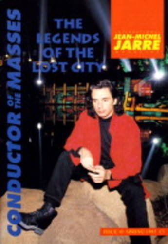 Jean Michel Jarre - Legends of the Lost City: An Explosive Techno-fantasy in Africa Jean Michel Jarre - Legends of the Lost City: An Explosive Techno-fantasy in Africa