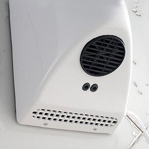 Amazon.com: Bathroom Wall-mounted Electric Automatic Induction Hand Dryers Drier BML Brand // Secadores de manos eléctricos de inducción automáticas baño ...