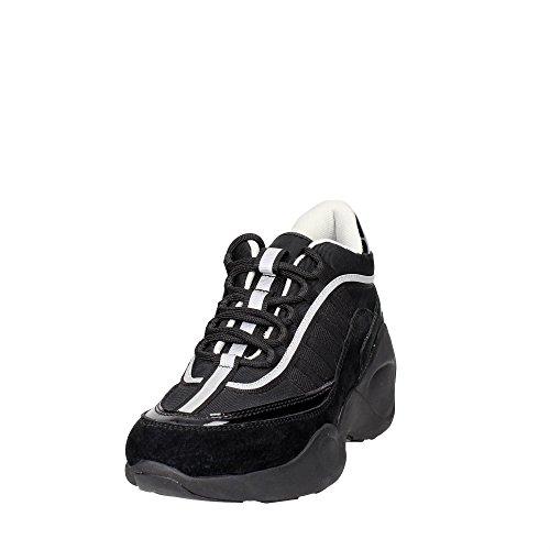 Fornarina PEFUP1684WVA0000 Shoes with Laces Women Black 2beBuv