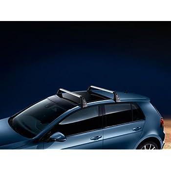 2015 VW Volkswagen Golf GTI MK7 4 DOOR Original Roof Rack Base Carrier Bars  GENUINE OEM