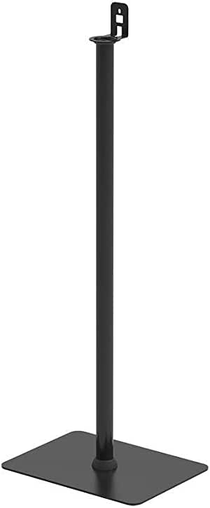 Black For Amazon Echo and The UE Boom Speaker System Monoprice Floor Stand