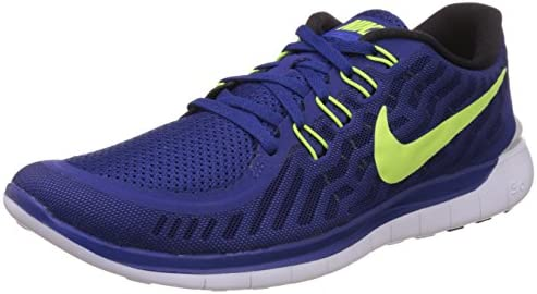 0321cd4b42c3 Nike Men s Free 5.0 Deep Royal Blue