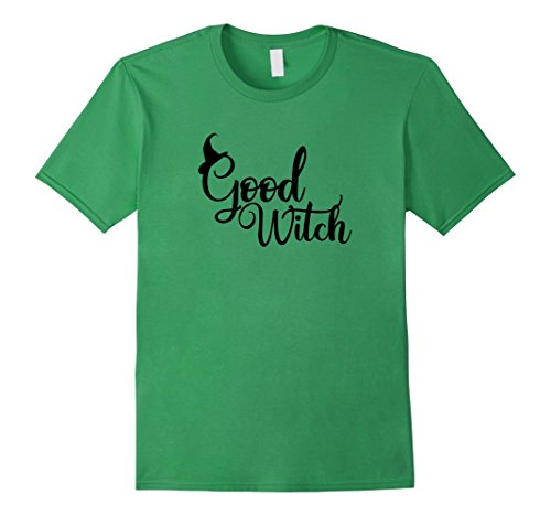 Mens MATCHING SET Good Bad Witch Halloween shirt BFF best friend Large (Good Halloween Costumes For Best Friends)