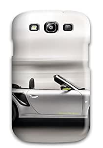 New Premium CaseyKBrown Porsche Turbo S 918 Spyder 2 Skin Case Cover Excellent Fitted For Galaxy S3