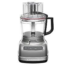 Kitchenaid 11-cup Exactslice Food Processor (Grey)