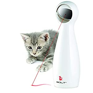 PetSafe Bolt Laser Cat Toy, Automatic Laser Cat Toy 32