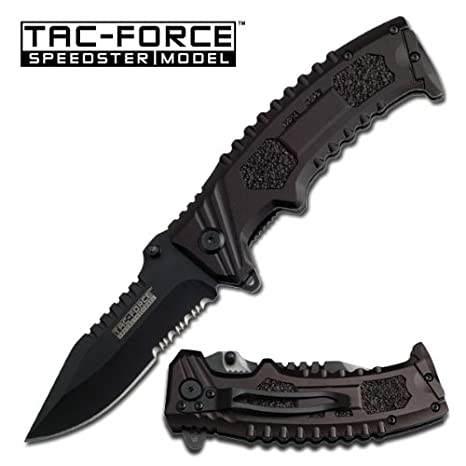 Amazon.com: Tac Force tf-794 C apertura asistida plegable ...