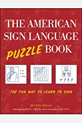 The American Sign Language Puzzle Book Paperback