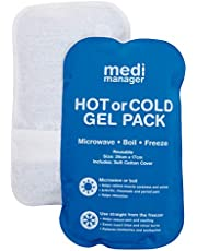 Medi Manager Hot Cold Pack with Cover