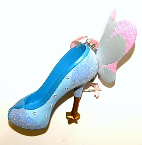 Disney Parks Blue Fairy from Pinocchio Shoe Figurine Ornament -