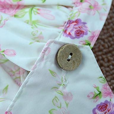 KiKibaby Baby Girls Jumpsuit Newborn Infant Kids Floral Clothes Summer Romper Bodysuit Sundress Outfits