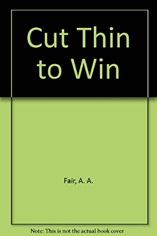 book cover of Cut Thin to Win
