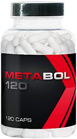 METABOL 120 By Varg Power (1 x 120 Kapseln) Original Produkte Testo Booster