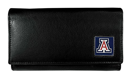 - NCAA Arizona Wildcats Women's Leather Wallet