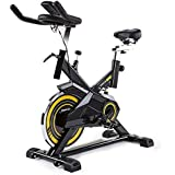 Proflex Yellow Flywheel Spin Bike - SPN750 II