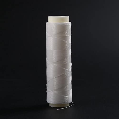 Moligh doll Bait Elastic Thread Invisible Fishing Line Elastic Strong Strength Fishing Line for Fishing Pesca 200M 0.15mm 2#