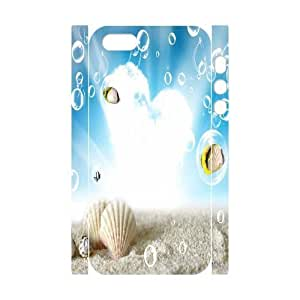 SeaWorld Customized 3D Case for Iphone 5,5S, 3D New Printed SeaWorld Case