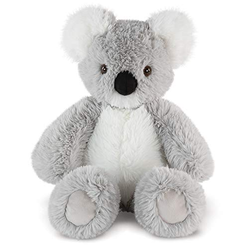 (Vermont Teddy Bear - Amazon Exclusive Oh So Soft Koala Stuffed Animals and Teddy Bears, Grey, 18)