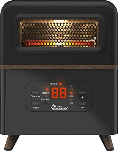 Dr. Infrared Heater DR-978 1,500-Watt
