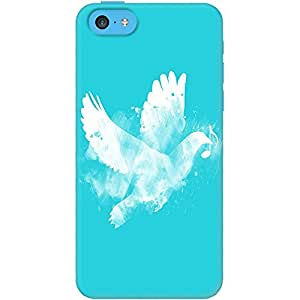 DailyObjects Bring Me Peace Case For iPhone 5C
