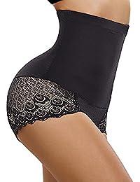 Women Butt Lifter Shapewear Seamless Waist Trainer Hi-Waist Tummy Control Body Shaper Panty