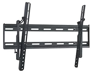 Space Saver Tilting Wall Mount for Flat Panel TVs, 26 to 65-Inch