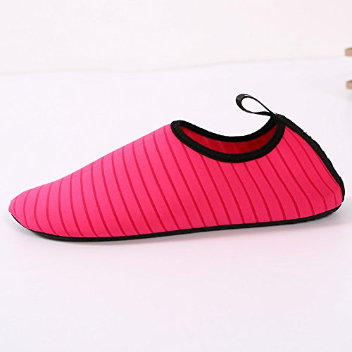 03pink Kids Sport Camp Shoes Quick Dry Men Women Water Beach SENFI Pool Water Lightweight nwOYqzI47