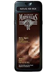 Le Petit Marseillais Duş Jeli Men Serisi Ardıç Ağacı ve Füjer 400ml, 400 ml