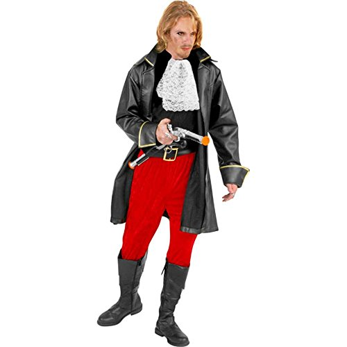 Deluxe Captain Morgan Costume (Medium