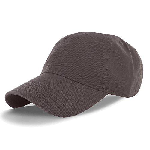 Explorer Giant Sticker (Brown_(US Seller)Cotton Plain Solid Polo Style Baseball Ball Cap)