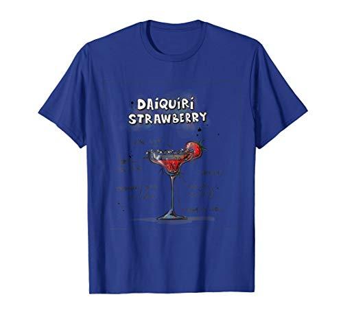 Strawberry Daiquiri Cocktail T -