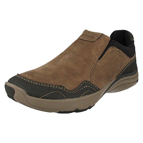 Clarks Shoes Vertriebs GmbH MENS Braun