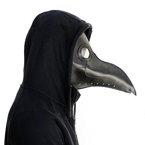 peste Déguisement Drôle Cospaly Médecin White Masque Cadeau Halloween Bec Oiseau Balle pour de Party 6qR5WwqgT
