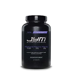 JYM Supplement Science, VITA JYM, Sports Multivitamin Designed for Athletes, 60 Tablets