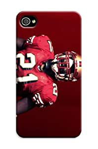 iphone 4 4s Protective Case,Best Love Football iphone 4 4s Case/San Francisco 49ers Designed iphone 4 4s Hard Case/diy case Hard Case Cover Skin for iphone 4 4s