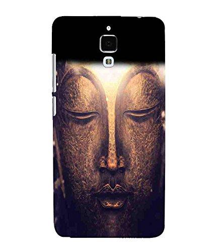 new product 3dc66 ef146 For Xiaomi Redmi Mi 4 : Redmi Mi 4 buddha Printed Cell: Amazon.in ...