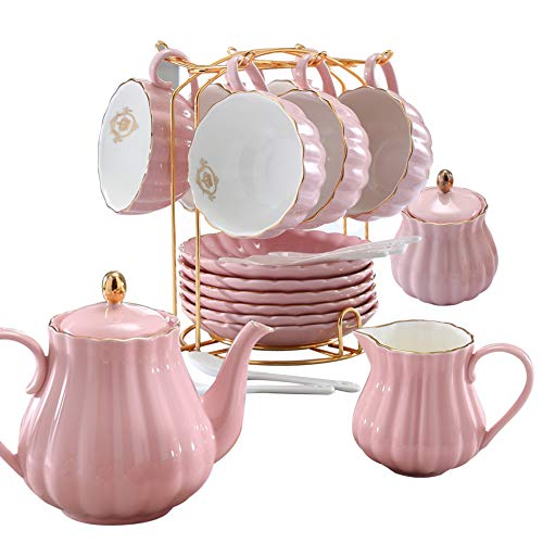 Buy porcelain tea pot set